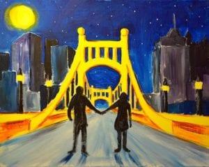 Yellow Bridge Love