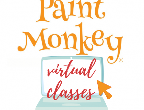 Paint Monkey Virtual