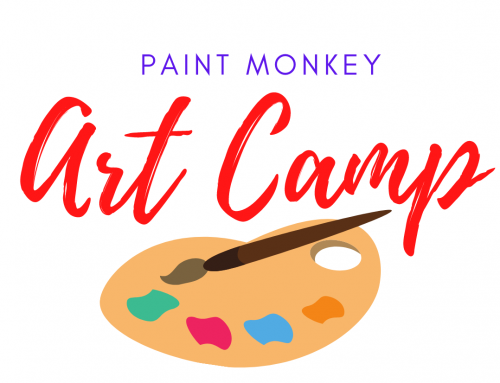Paint Monkey's Summer Art Camp